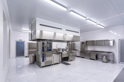 Cozinha do refeitório