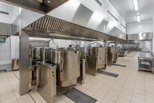 Cozinha de Sopas e Molhos
