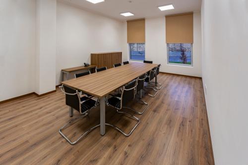 Sala de Reuniões e Formação