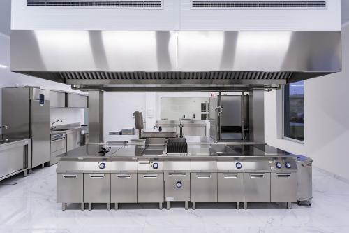 Cozinha de Desenvolvimento de Chefs